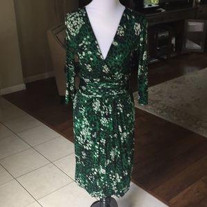 Maxmara wrap dress